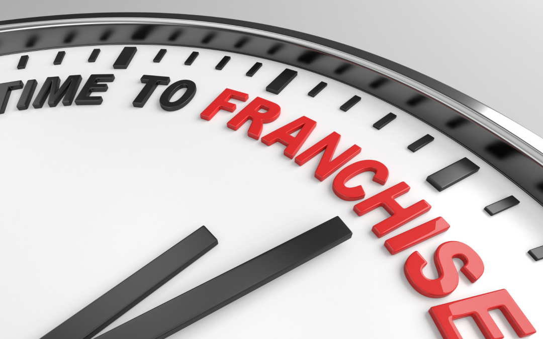 When is it time to franchise your business?